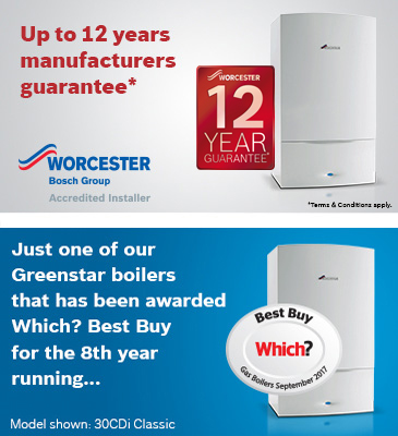Worcester Boiler Guarantee Lincolnshire